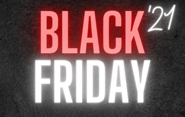 Black Friday 2021, a legjobb áraink!