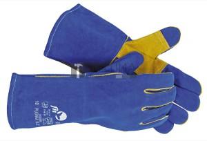 FH PUGNAX BLUE bőrkesztyű