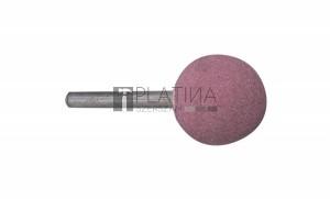 SPARK csapos csiszolókő gömbölyű rózsaszín 40A60P4V F52H