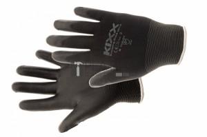 Bouncing Black kesztyű nylon PU