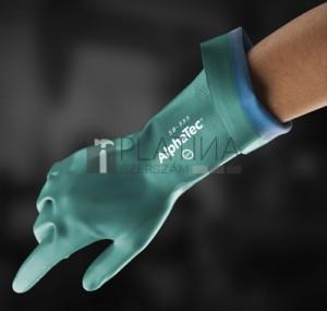 ANSELL  58-335 AlphaTec kesztyű zöld