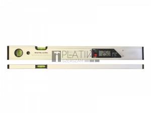 Digitális lejtésmérő és vízmérték 2 libellás MDL60