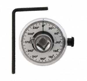Z-Tools 1/2  nyomaték-szögmérő tárcsa 360°