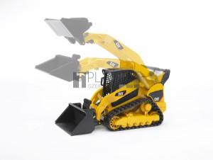 Bruder Caterpillar rakodó és szállítójármű (02136)