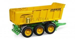 Bruder Joskin billenős pótkocsi (02212)