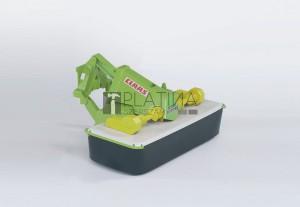 Bruder Kasza Claas Disco 3050 FC traktorhoz (02324)