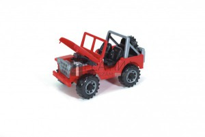 Bruder Jeep (02540)