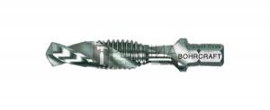 Bohrcraft metrikus kombinált gépi menetfúrók HSS-G