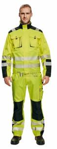 Australian Line ALLYN HiVis kabát HV, EN471: 2,2 szövet