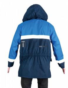 SIOEn 3074 DUFFEL kabát antisztatikus, éghetetlen