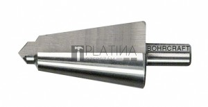 Bohrcraft kúpos lemezfúró 20° két vágóéllel HSS d6-30/S10