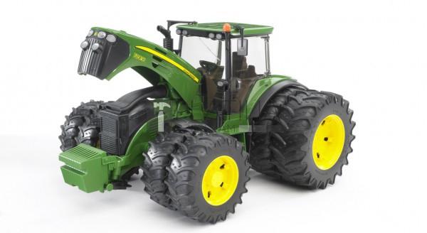 Bruder John Deere 7930 duplakerekes traktor (03052) - 03052 B