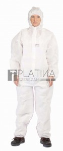 DuPont Tyvek Polyclean overall