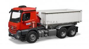 Bruder MB Arocs teherautó rakodótérrel (03622)