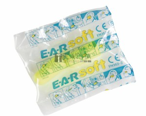 3M E-A-Rsoft Yellow Neon ES-01-001 250pár