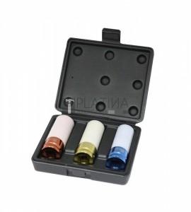 Z-Tools 3 részes 1/2  gépi kerék dugókulcs készlet
