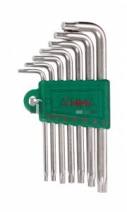Hans 7 részes TORX kulcs készlet T6-T20 16744-6T