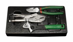 Hans 3 részes fogó- és kulcskészlet TT-23 fiókmodul