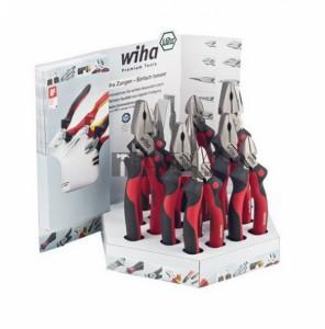 WIHA 36065 Industrial fogó display 10r.