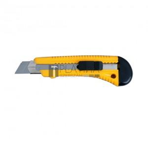 Fémsínes kés törhető pengével 18mm RSX28