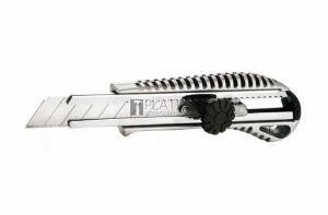Fémházas kés törhető pengével 18mm RSX98-1 csavaros