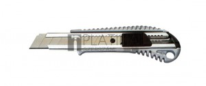Fémházas kés törhető pengével 18mm RSX98