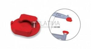 Urko felületvédő papucs párhuzamszorítóhoz U4003-P-hez