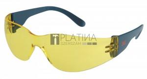 3M 2722 szemüveg classic sárga