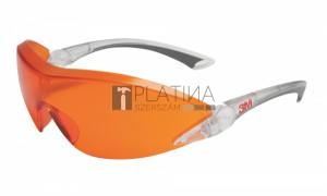 3M 2846 szemüveg piros-n.sárga