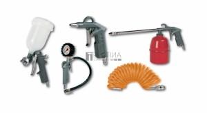 Z-Tools 5 részes sűrített levegős szervíz készlet
