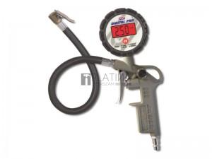 GAV digitális kerékfúvató pisztoly 0,2-12bar 50cm 60DD