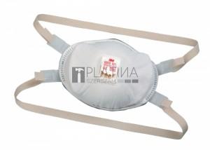 3M 8835 részecskeszűrő FFP3D Premium M/L