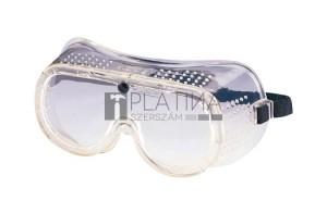 Z-Tools védőszemüveg víztiszta, gumipántos ZTE201V