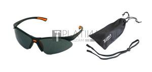 Z-Tools védőszemüveg füstszínű UV400 ZTP7599F