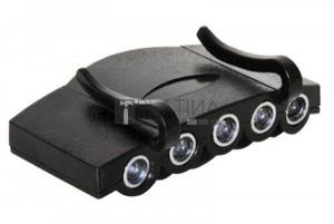 LED lámpa HARDCAP sapkához
