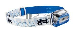 Petzl E91HB Tikkina homloklámpa 2D kék