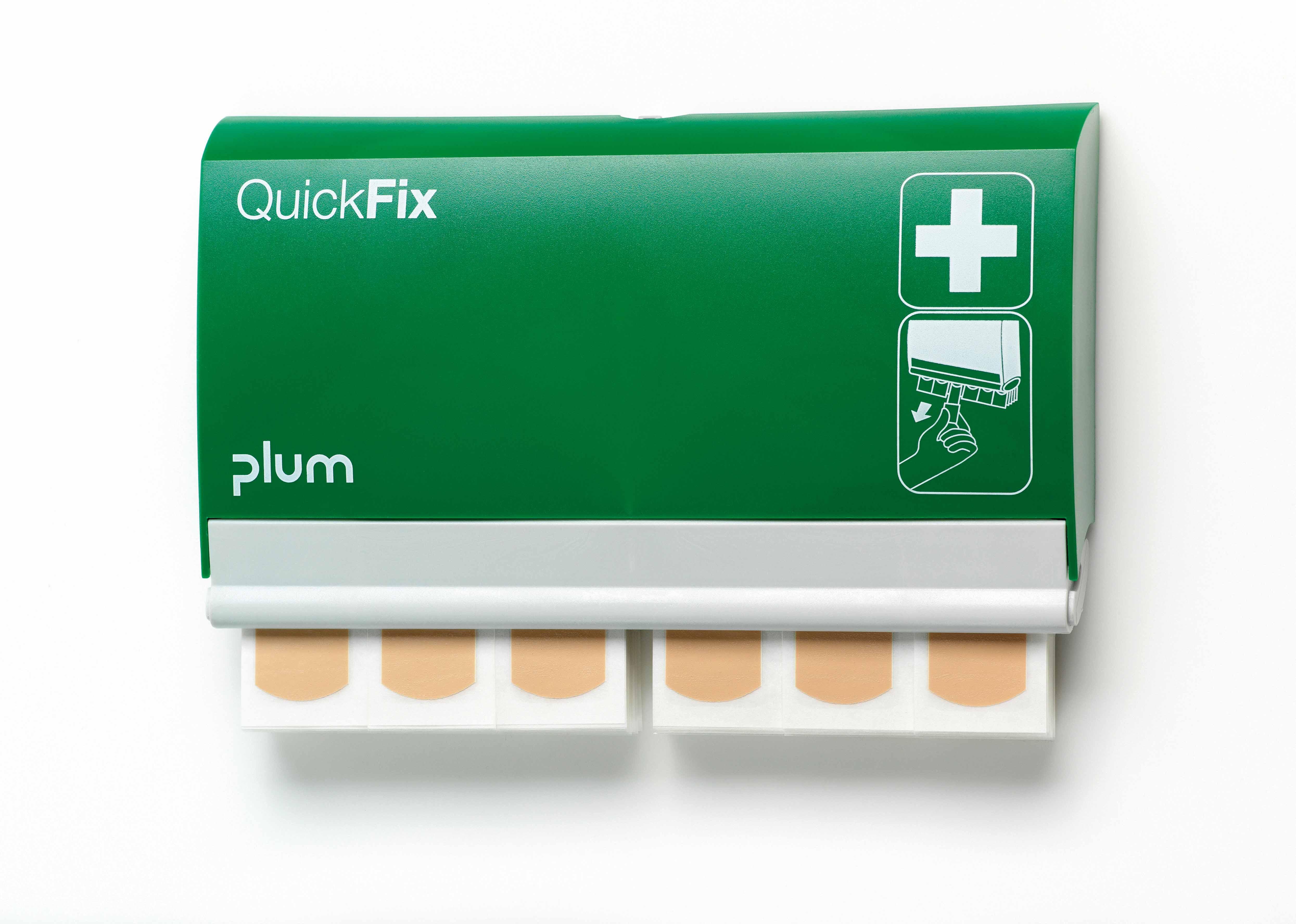 Plum 5501 QuickFix adagoló+2x45db vízálló