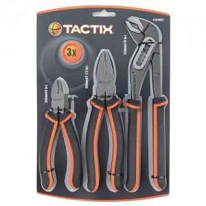 Tactix 3 részes fogókészlet