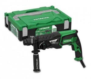 Hitachi DH26PB SDS-Plus fúrókalapács + HITBOX (830W 3.2J)