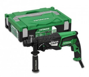 Hitachi DH28PBY SDS-Plus fúrókalapács + HITBOX (850W 3,4J)