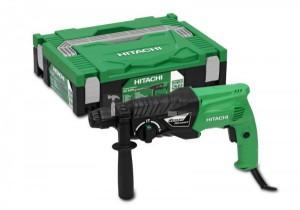 Hitachi-Hikoki DH24PH SDS-Plus kombikalapács + Hitbox  (730W 2.7J)