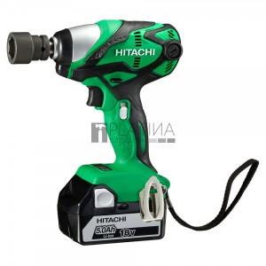 Hitachi WR18DSDL 1/2  akkus ütvecsavarozó (2 x 4,0Ah)