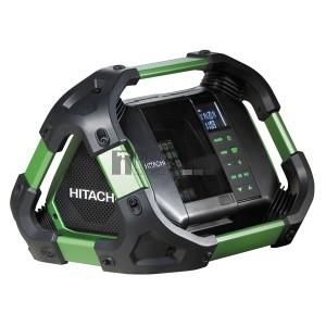 Hitachi-Hikoki UR18DSDL akkus rádió