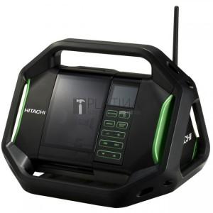 Hitachi-Hikoki UR18DSAL akkus rádió
