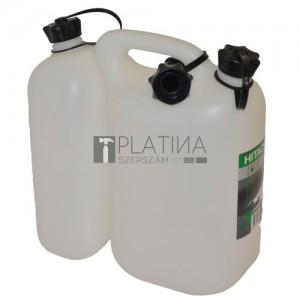 Hitachi kombinált üzemanyag kanna 5/3L