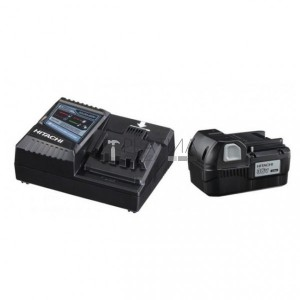 Hitachi akku + töltő csomag (BSL3620 + UC36YRSL)