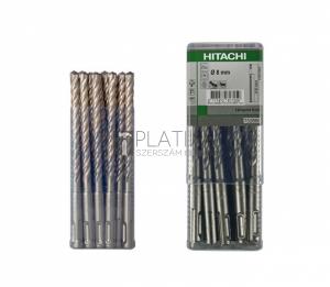 Hitachi SDS-Plus 4 élû fúrószárak 25db/csomag