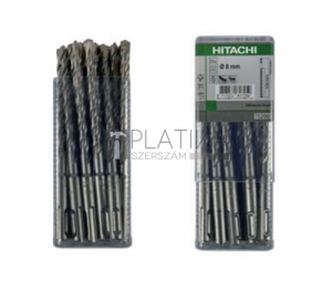 Hitachi SDS-Plus 2 élû fúrószárak 25db/csomag