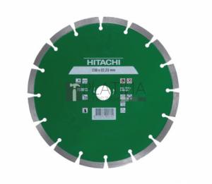 Hitachi szegmentált gyémánttárcsák általános célokra gazdaságos