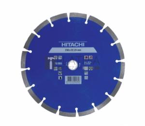Hitachi szegmentált gyémánttárcsák kemény anyaghoz